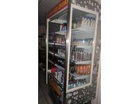 Lucozade fridge (for business use)