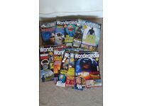 Wonderpedia Magazines