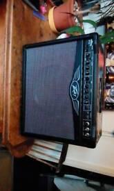 Peavey valveking 112 guitar combo amplifier
