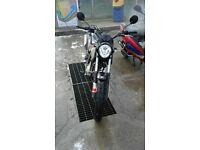 derbi crosscity 125 66 plate