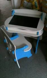 Toddler chair & table