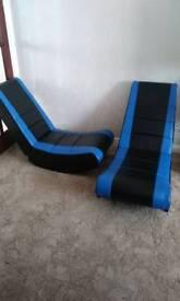 Rocking Gaming Chair