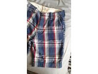 Hollister gents shorts. Size 32. From smoke free home.