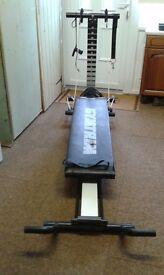 Gymtrim exercise equipment