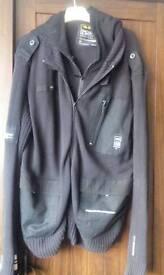 Crosshatch xl wool jacket