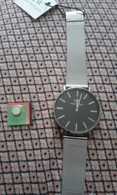new mens watch with extra battery