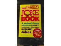 The adult joke book