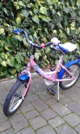 "Girl bicycle 14"""