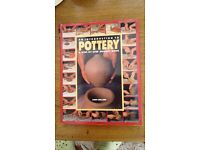 POTTERY BOOKS. GOOD QUALITY ( SCULPTURE & OTHERS) £1- £3. NO TEXTS PLEASE.