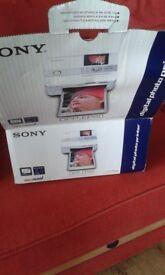 Sony dpp-fp60. Photo printer