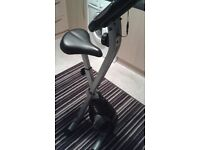 Ultra Sport folding exercise bike - excellent condition