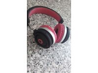Bluetooth headphones. £60 original price.charger lead and normal heaphone jack lead. Epic quality