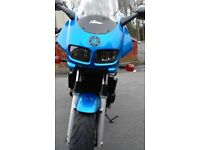 Yamaha Fazer 600 ( low miles for her age !!! )