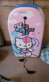 Hello Kitty Surfer Bodyboard - 84cm