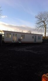 35×12 mobile home OPEN TO OFFERS ideal for storage water tight and insulated