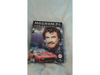 MAGNUM PI COMPLETE SEASON 1 DVD BOXSET £ 8.00