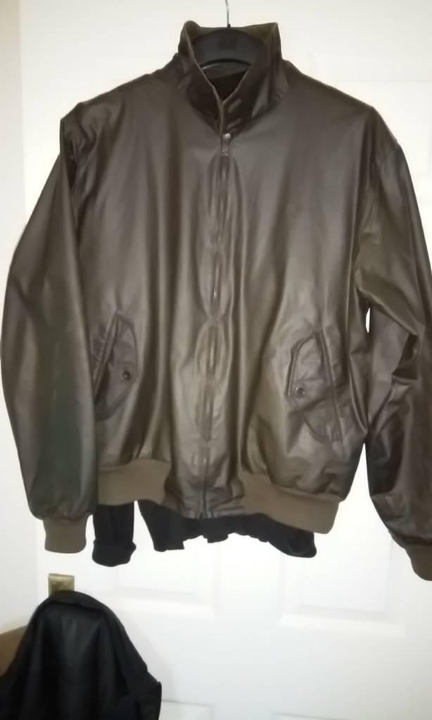 ilmainen toimitus lenkkarit verkkosivusto alennus Fred Perry waxed Harrington jacket size M   in Birdwell, South Yorkshire    Gumtree