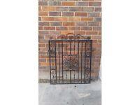 Wrought Iron garden handgate
