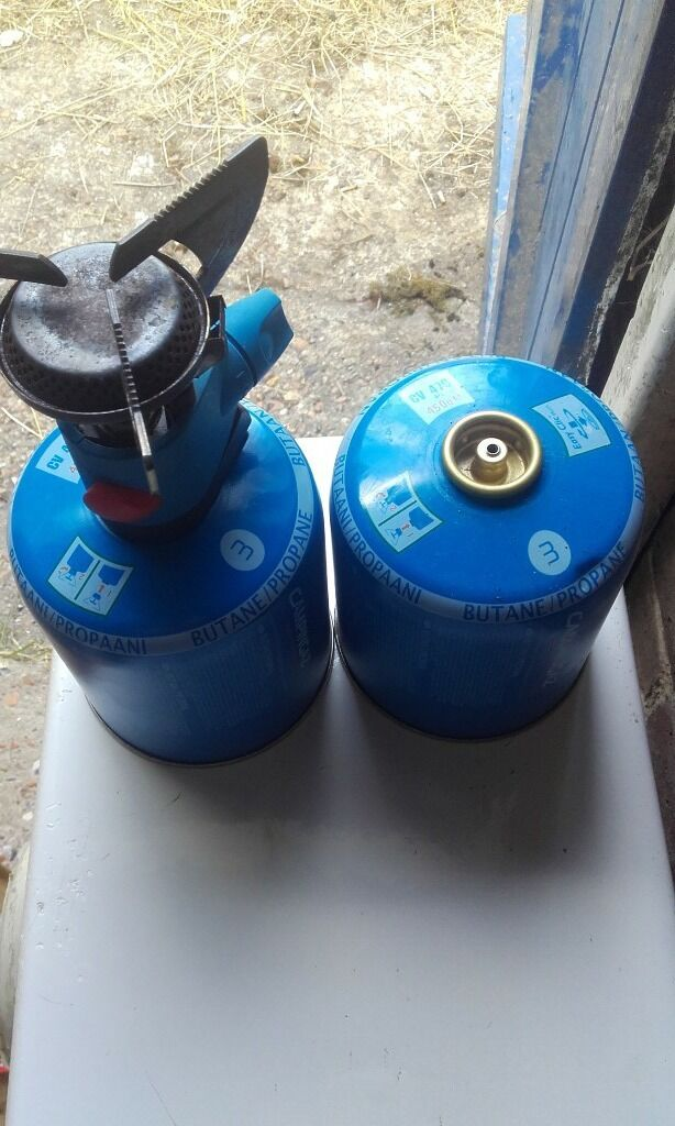 gas bottlesin Newhaven, East SussexGumtree - 2gas bottles with ring attachment for cooking. both bottles have some gas not sure how much. £15