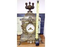 french clock spares or repairs