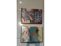 2 Skateboarding DVDs by Andy Evans