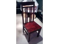 Dining chairs 6