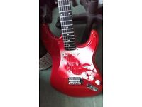 Encore Liver Bird Project Electric Guitar