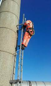 Rope access or height work wanted