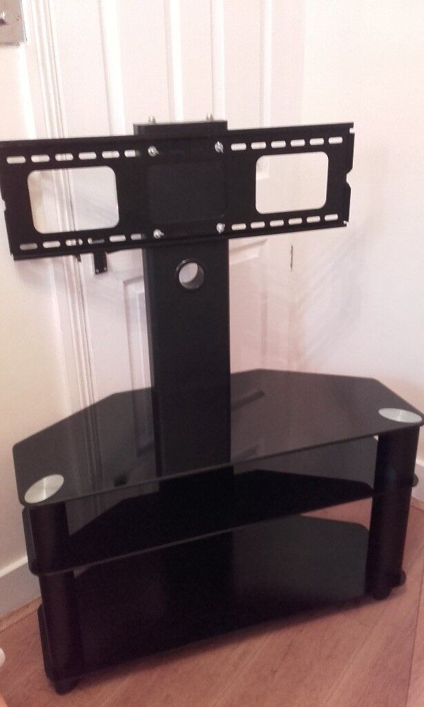 Reduce!Glass tv stand