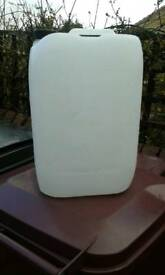 25ltr water containers