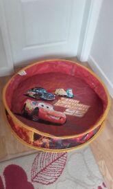 Disney Cars Ball / Paddling Pool