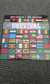 Bob Marley Survival Brand New sealed vinyl record 180g