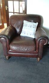 2 x 2 seater sofas & chair