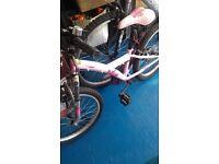 "free 16""girls mountain bike"