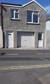 TWO BED FLAT TO RENT PORTRUSH