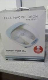 Foot Spa (Elle MacPherson)