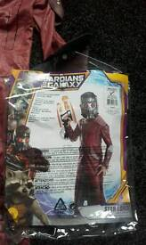Guardians of the galaxy outfit