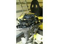 Yamaha 20 hp outboard
