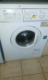 Zanussi turbodry 1000 washer dryer fully working order comes with 1 month GUARANTEE