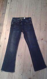 Boot cut jeans( Petit 10)