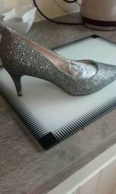 Sparkly shoes (Next)