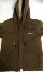 Warm coat 2-3 yrs