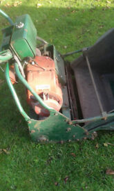 30 inch cylinder cut lawn-mower