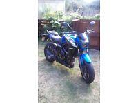 cf650 moto £1600