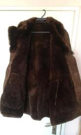 Men's Genuine Turkish winter coat-brand new, sz.M