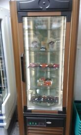 Rotary cake/ patisserie fridge