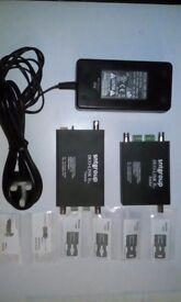 £ 75 - Genie Video Modem Transmission Set - For Sale