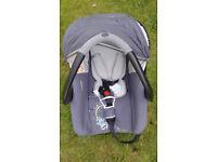 Bebe Confort baby car seat