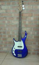 Peavey Bass Guitar (lleft handed)