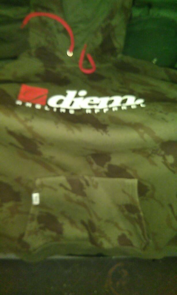 Diem carp hoody great condition
